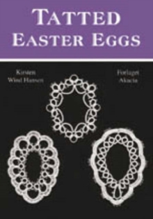 Tatted Easter Eggs, Paperback Book