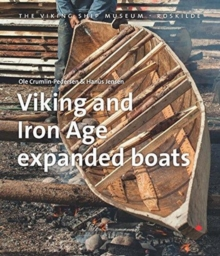 Viking and Iron Age Expanded Boats, Paperback / softback Book