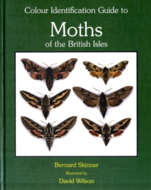 Colour Identification Guide to the Moths of the British Isles : Macrolepidoptera. 3rd revised edition, Hardback Book
