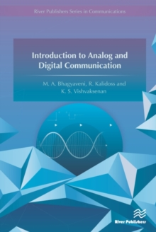 Introduction to Analog and Digital Communication, Hardback Book