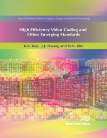 High Efficiency Video Coding and Other Emerging Standards, Hardback Book