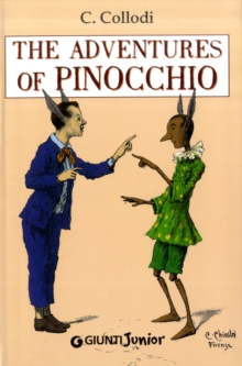 The Adventures of Pinocchio, Hardback Book