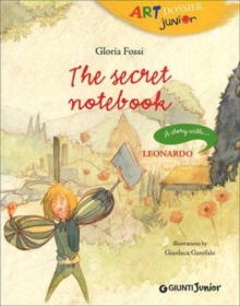 The Secret Notebook, Paperback Book