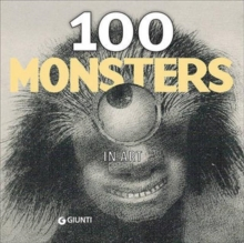 100 Monsters, Paperback Book