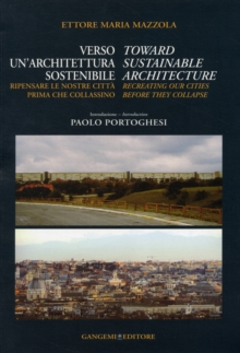 Towards Sustainable Architecture, Paperback Book