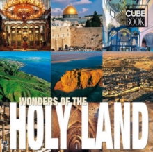 Wonders of the Holy Land : Cube Book, Hardback Book