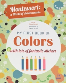 Montessori: My First Book of Colors,  Book