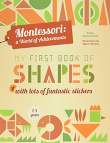 Montessori: My First Book of the Shapes,  Book