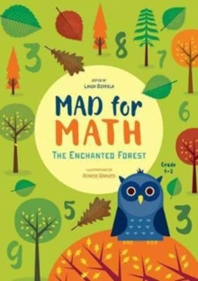 Mad for Math : The Enchanted Forest, Hardback Book