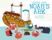 Create Your Noah's Ark, Multiple copy pack Book