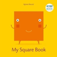 My Square Book: My First Book, Board book Book