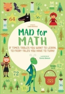 Mad For Math: Fairy Tale Reign, Paperback Book