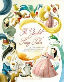 Greatest Fairy Tales, Hardback Book