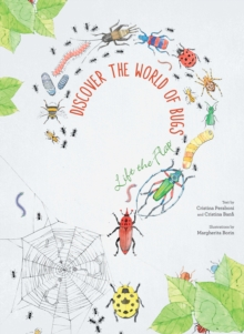 Flip the Flap: Discover the World of Bugs, Board book Book