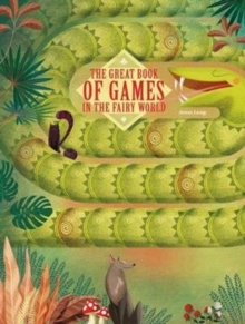 The Great Book of Games in the Fairy World, Hardback Book