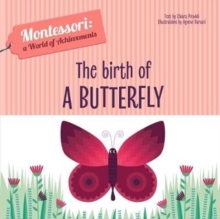 The Birth of a Butterfly, Board book Book