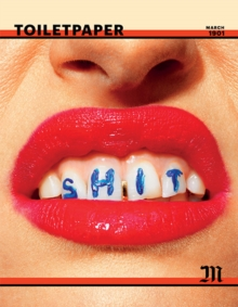 Toiletpaper Magazine 10, Pamphlet Book