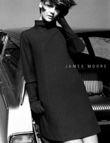 James Moore : Photographs 1962 - 2006, Hardback Book
