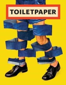 Toiletpaper Magazine 14, Pamphlet Book