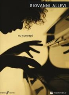 No Concept (Piano/Voice/Guitar), Sheet music Book