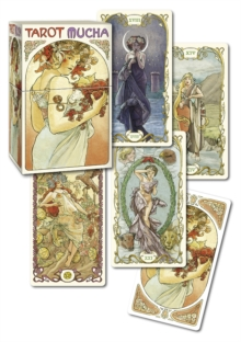 Tarot Mucha, Mixed media product Book