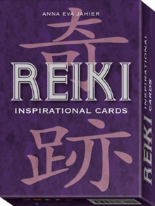 Reiki Inspirational Cards, Mixed media product Book