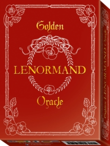 Golden Lenormand Oracle, Cards Book