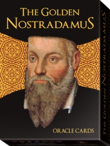 GOLDEN NOSTRADAMUS ORACLE CARDS,  Book