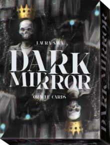Dark Mirror Oracle Cards, Cards Book