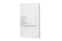 Moleskine Volant Large Ruled White 2-set, Multiple copy pack Book