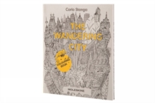 The Wandering City Colouring Book, Paperback Book