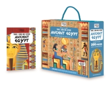 ANCIENT EGYPT PUZZLE & BOOK,  Book