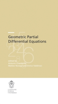 Geometric Partial Differential Equations, Paperback / softback Book