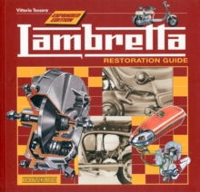 Lambretta Restoration Guide, Paperback / softback Book