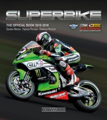 Superbike : The Official Book, Hardback Book