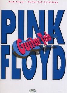 PINK FLOYD ANTHOLOGY, Paperback Book