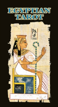 Egyptian Tarot Deck, Cards Book