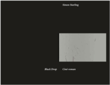 Simon Starling : Black Drop  -  Cine-roman, Paperback / softback Book