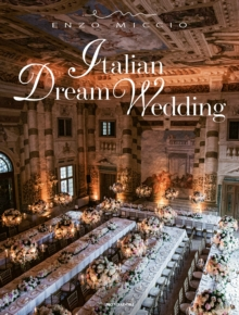 Italian Dream Wedding, Hardback Book