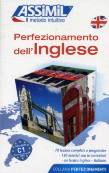 Perfezionamento dell'Inglese mp3 CD Pack, Paperback Book