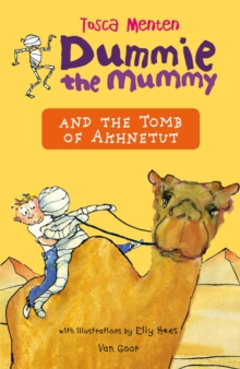 Dummie the Mummy and the Tomb of Akhnetut, Paperback / softback Book