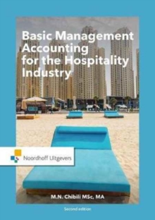 Basic Management Accounting for the Hospitality Industry, Paperback / softback Book