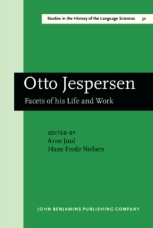 Otto Jespersen : Facets of his Life and Work, PDF eBook