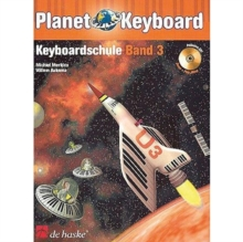 PLANET KEYBOARD 3,  Book