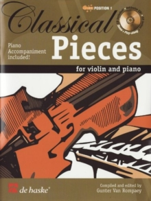 CLASSICAL PIECES,  Book