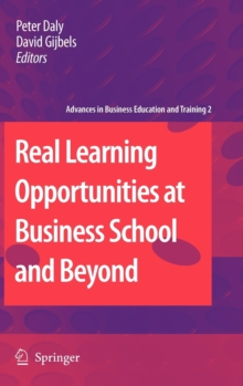 Real Learning Opportunities at Business School and Beyond, Hardback Book