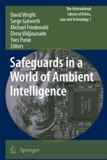 Safeguards in a World of Ambient Intelligence, Paperback Book