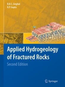 Applied Hydrogeology of Fractured Rocks : Second Edition, Hardback Book