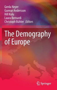 The Demography of Europe, Hardback Book