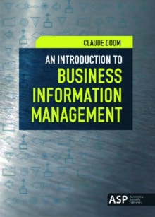 An Introduction to Business Information Management, Paperback / softback Book